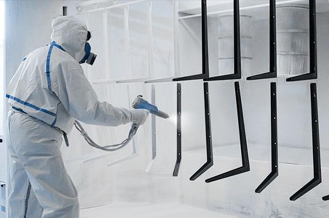 Malowanie proszkowe i piastkowanie w Met-Plast
